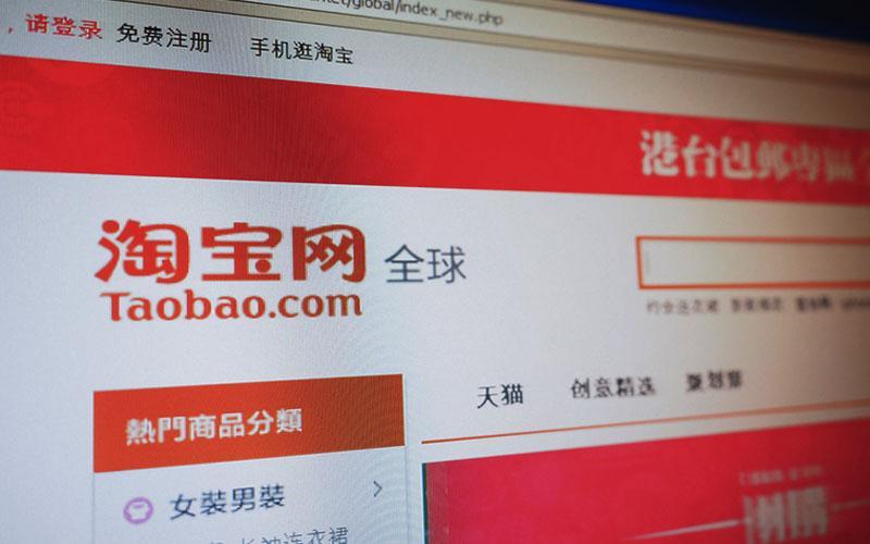 Nên mua hàng trên Taobao thông qua công ty dịch vụ